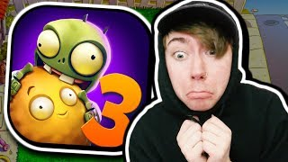 Finding my Father in PLANTS VS. ZOMBIES 3! (PvZ 3 Arena)