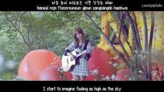 Juniel - I Think I'm In Love MV [English subs+Romanization+Hangul]
