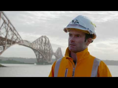 Every Single Day - Jamie McLaren, Assistant Asset Engineer for Structures Scotland