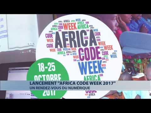 """Lancement du projet """"Africa code week"""""""