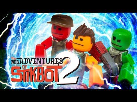 The MisAdventures of Stikbot 2 🎭 | Full Movie