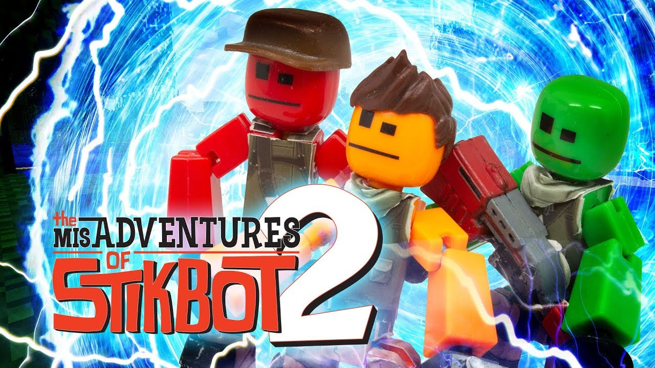 Download The MisAdventures of Stikbot 2 🎭 | Full Movie