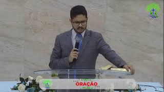LIVE / IPMN  -  CULTO SOLENE   -  TEMA : AS ATITUDES QUE LIVRAM DO MAL .  SEMINARISTA: CAIO