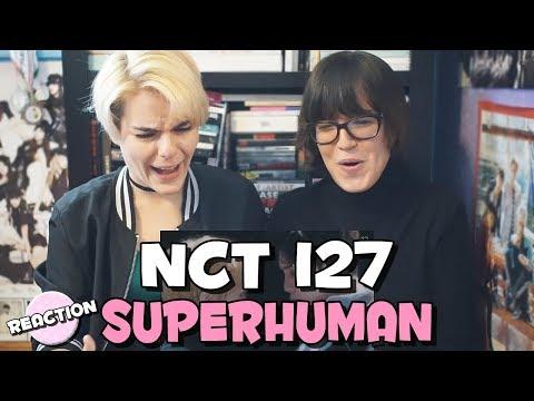 NCT 127 엔시티 127 - SUPERHUMAN ★ MV REACTION