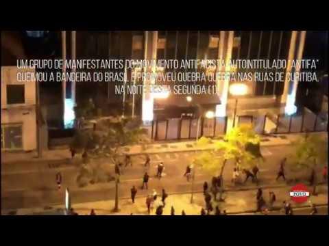 Quebra Quebra em Curitiba