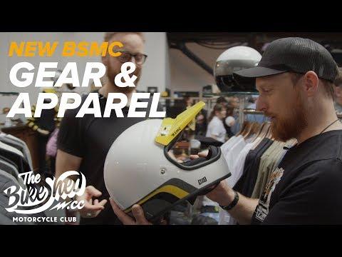 Bike Shed London 2018: The BSMC Shop