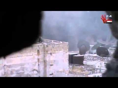 ÖSO Teröristleri Pusuda Iken Gafil Avlandı - Suriye Gerçekleri