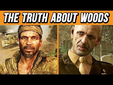 TRUTH ABOUT FRANK WOODS in Call of Duty | Chaos