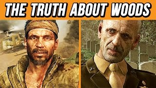 TRUTH ABOUT FRANK WOODS in Call of Duty