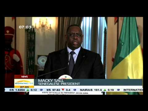 SA signed two agreements with Senegal