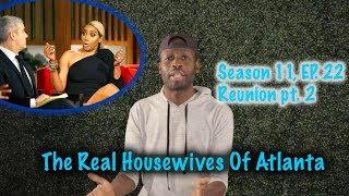 Real Housewives Of Atlanta | Season 11, EP. 22 | Reunion pt. 2 #RHOA