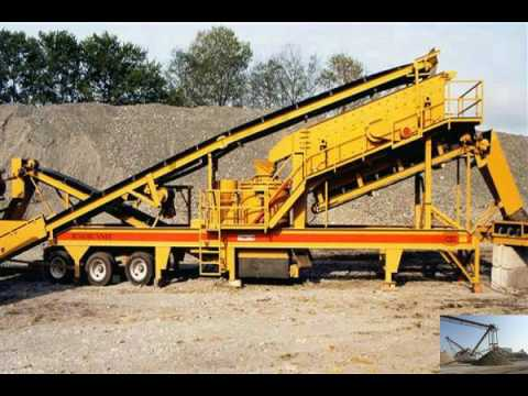 Gold extraction small scale mining equipment