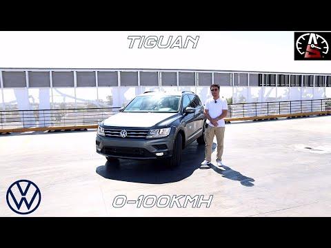 Volkwagen Tiguan 2019 (0-100kmh), SUV de buen manejo y equipamiento correcto.