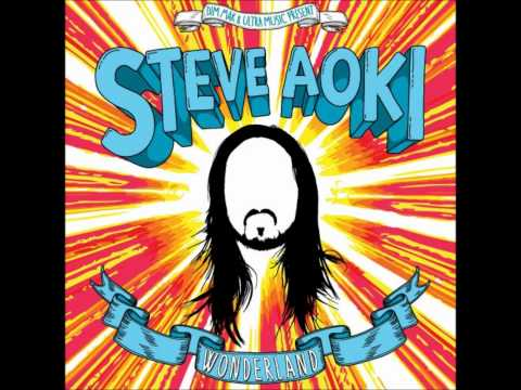 Steve Aoki - Earthquakey People (feat. Rivers Cuomo) / Wonderland