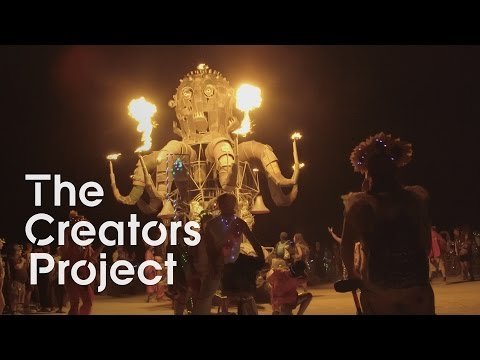 Burning Man, A Brazilian Homage to Hip Hop & Big Data Roses | Culture Beat Episode 3