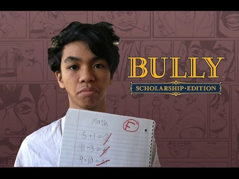 Bully Scholarship Edition in Real Life