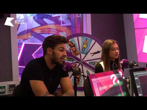 Love Island's Adam and Zara talk Sam and Georgia quitting the Show ❌ | KISS Breakfast