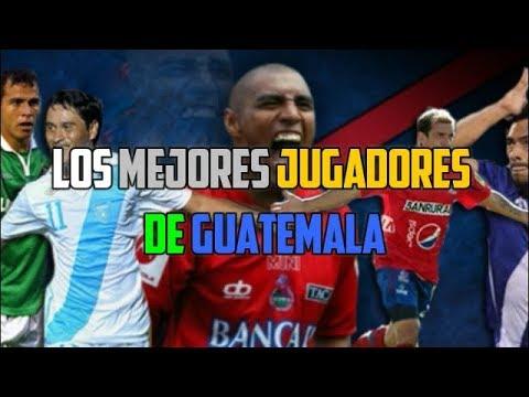 Los MEJORES Jugadores de Guatemala | Fútbol Quetzal