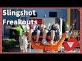 Slingshot Ride Freak Out [2017] (TOP 10 VIDEOS)