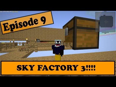 Sky Factory 3 – CleanHiks