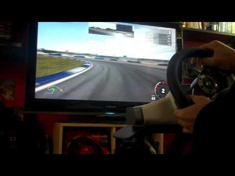 Forza 3, Silverstone, Aston Martin R2