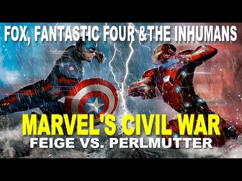 Marvel Civil War: Kevin Feige, Ike Perlmutter & impact on Fox & Fantastic Four