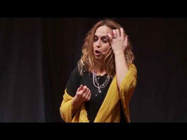 Un puente hacia el mundo interior | Karina Fraiman | TEDxSanIsidro