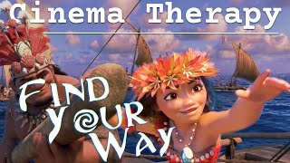 Following Tradition vs. Finding Your Own Way. MOANA with guest Ana Katia