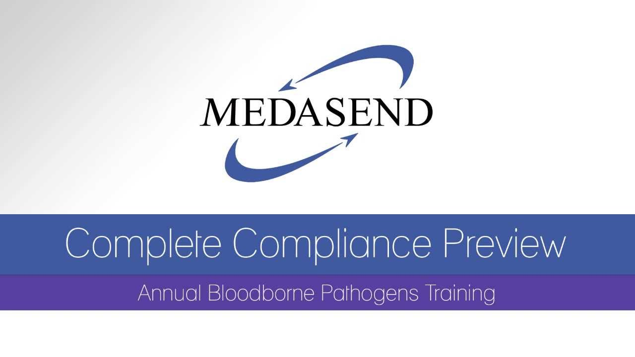Bloodborne pathogens training osha compliance training preview bloodborne pathogens training osha compliance training preview xflitez Gallery
