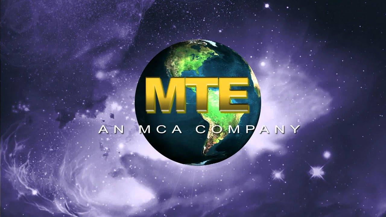 MTE 1992 Logo Remake - YouTube
