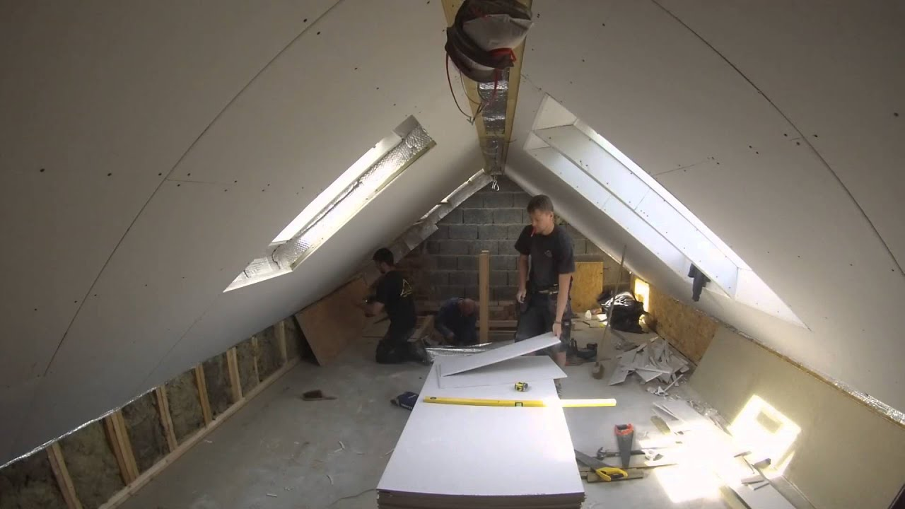 Loft Conversion Timelapse Tonna Neath Youtube