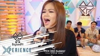 #BoybandPHXSoon: TNT Season 2 Grand Winner Janine Berdin sings