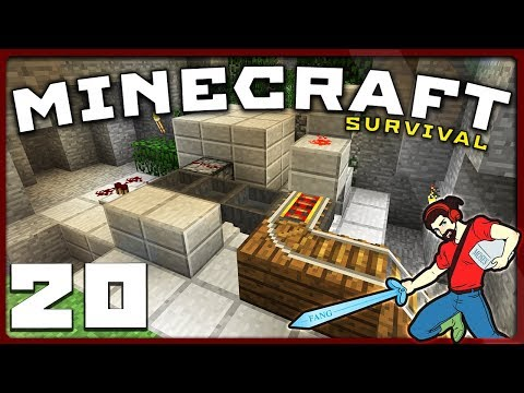Minecraft Survival | POTS AND LOADERS! || [S01E20] Vanilla 1.12 Lets Play