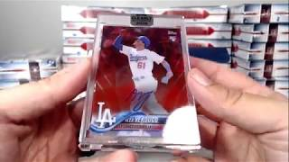 2018 Clearly Authentic Baseball Case Break #2