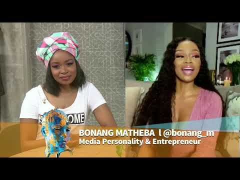BONANG MATHEBA | Afternoon Express | 6 May 2020