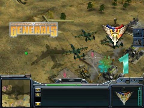 C&C Generals Skirmish 1 (USA)  อยู่รอดให้ได้ ด้วยเงินหมื่นเดียว