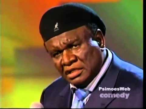 George Wallace I been thinking - Stand up Comedy