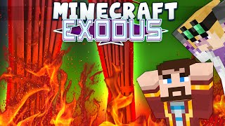 Minecraft - Exodus #2 - Curtains Of Doom (Minecraft 1.8.4 Adventure Map)