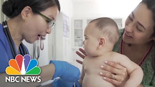 Anti-Vaxxers Could Pose Public Health Risk When Coronavirus Vaccine Arrives | NBC News NOW