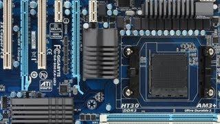 Gigabyte GA-990XA-UD3 Probleme mit Linux
