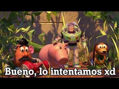 Bueno Lo Intentamos Toy Story Debe Haber Algun Modo Meme Youtube