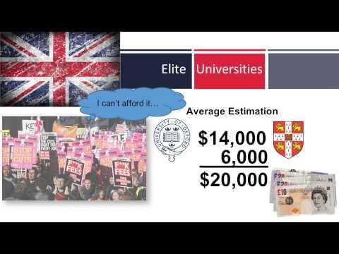 UK Elite Universities
