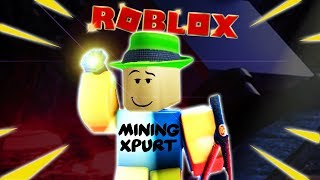 THE WORST MINER IN ROBLOX HISTORY??? | Let's play Roblox Funny Gameplay