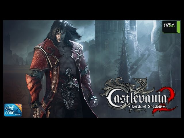 Castlevania Lords of Shadow 2- i3 3250 + gtx 750ti - FULL HD