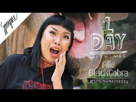 SPRINGme ONE DAY with Alie BlackCobra
