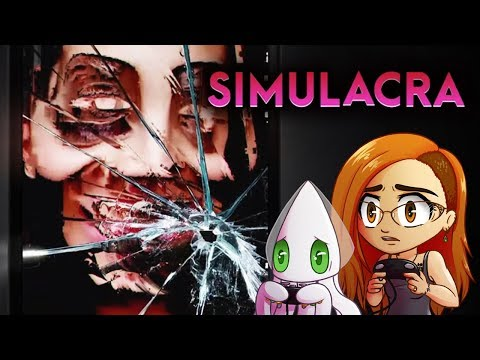 SIMULACRA (Ending) - IRIS IS UNCHAINED & THE GOOD ENDING ~Phase 3~ (Indie Horror Games)