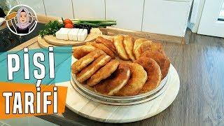 Pişi Tarifi-Yağ çekmiyen hamuru mayalı yumuşaçık puf puf kabaran+Hatice Mazi