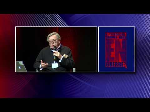 Colloque du 9 mars - Alexandre Defay : Qu'est-ce que le cyber-terrorisme ?