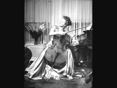 "Raya Garbousova & Erich Itor Kahn - Wagner's Prize Song from ""Die Meistersinger"""