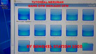 Cara Convert Game Ps3 Cfw To Ofw Lengkap Playstation Videos